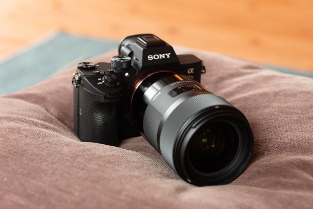 ソニーのカメラ アルファセブンスリー